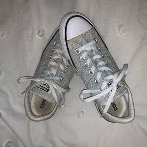 Chuck Taylor all star Converse in the color mouse